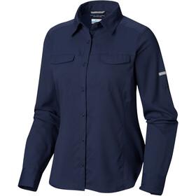 Columbia Silver Ridge Lite LS-skjorte Damer, blå